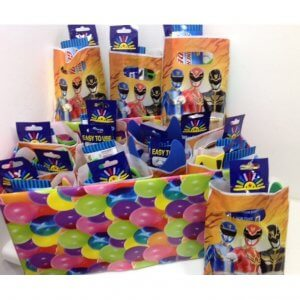 Party Bags and Fillers