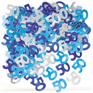 50th-table-confetti-blue