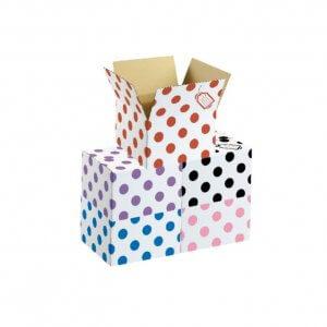 Polka-Dot-Boxes