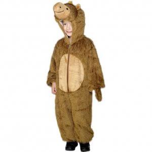 camel-costume-child