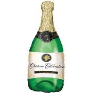 Foil-Champagne-Balloon