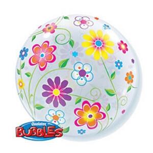 Flower-Bubble-Balloon