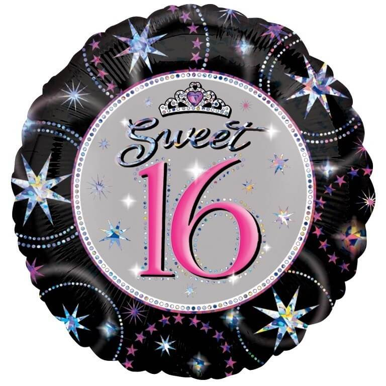 Children And Teenager Birthday Balloons Special Occasions