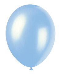 Sky Blue Balloon