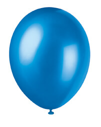 Cosmic Blue Balloon