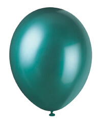 Teal Balloon