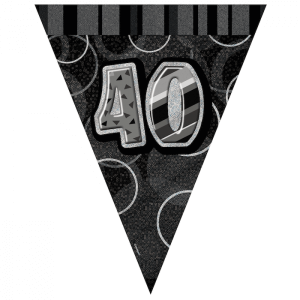 40th-bunting