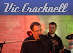 Vic Cracknell Live Music performer website