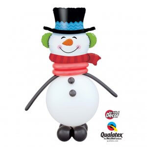 smiling-snowman-balloon-qualatex