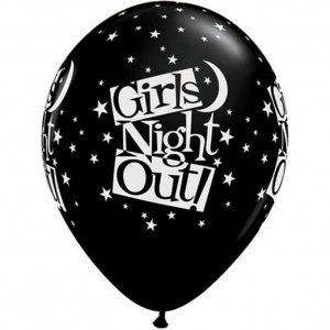 Girls-Night-Out-Latex-Balloon
