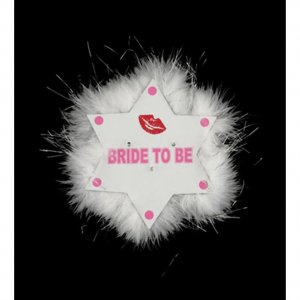 White-Bride-to-Be-Flashing-Star-Brooch