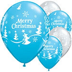 Merry-Christmas-Latex-Balloon