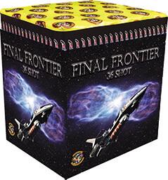 Final Frontier Fireworks Surrey