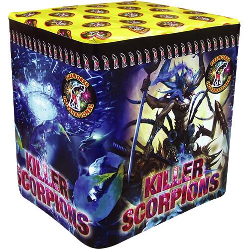Killer Scorpions Fireworks