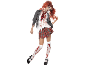 Adult costumes, children costumes, balloons, masks, wigs, makeup and wounds, face paints.