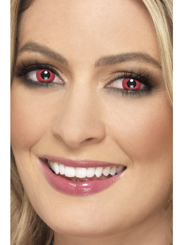 Red-Contact-Lenses