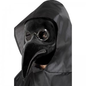 Authentic-Plague-Doctor-Mask