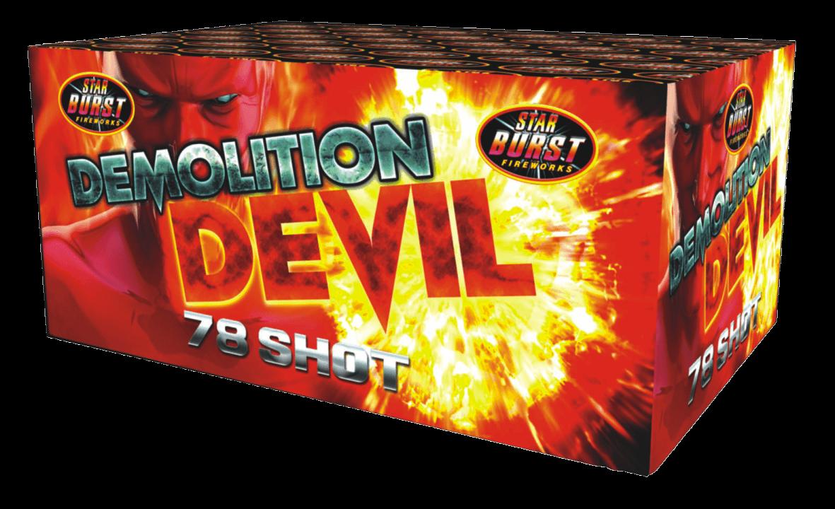 Demolition Devil Fireworks