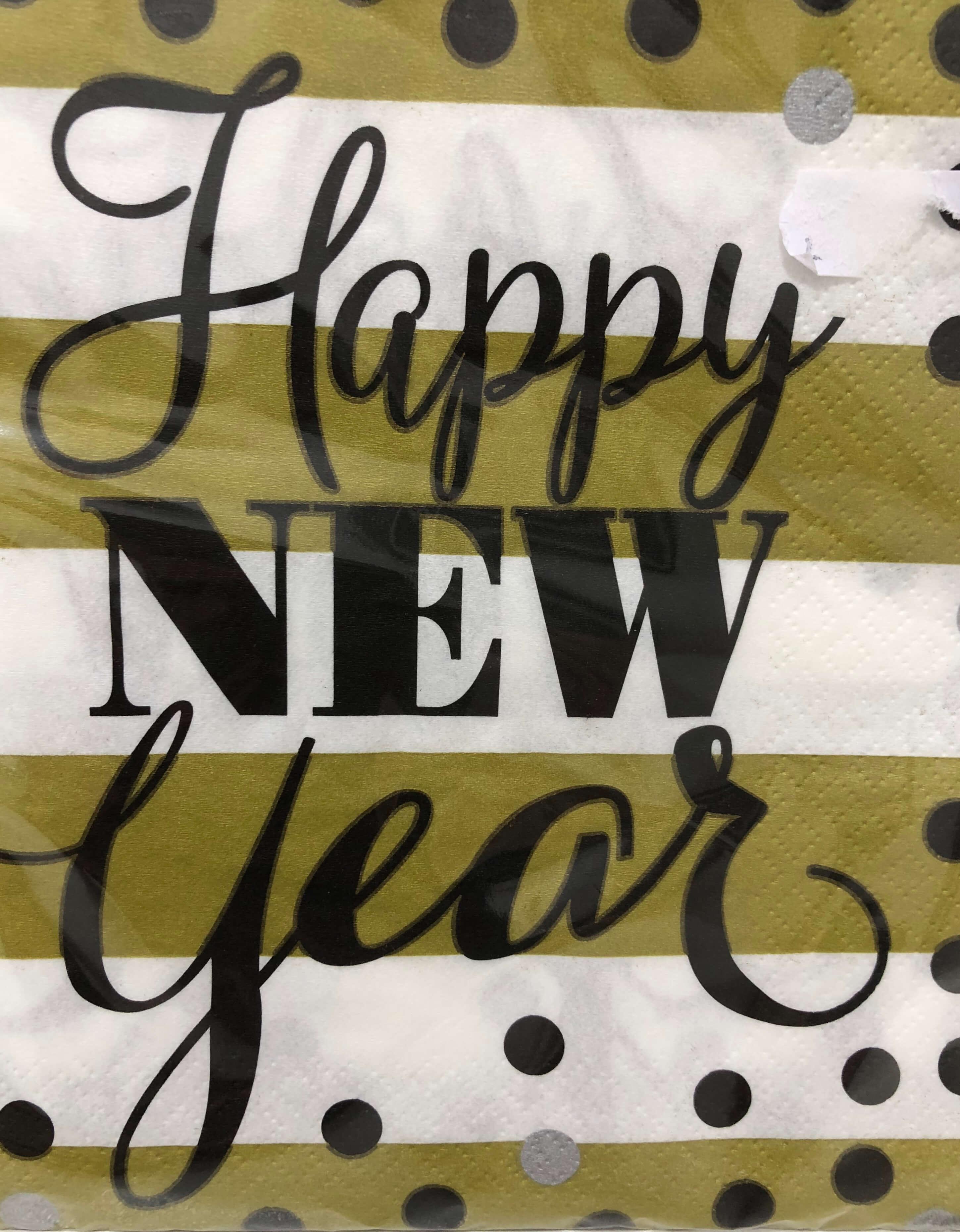 Happy New Year's Ideas