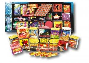 Platium Fireworks