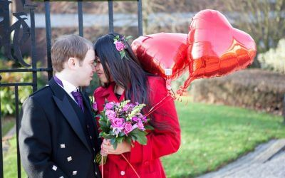 Red Heart Balloons & more for Valentine's Day